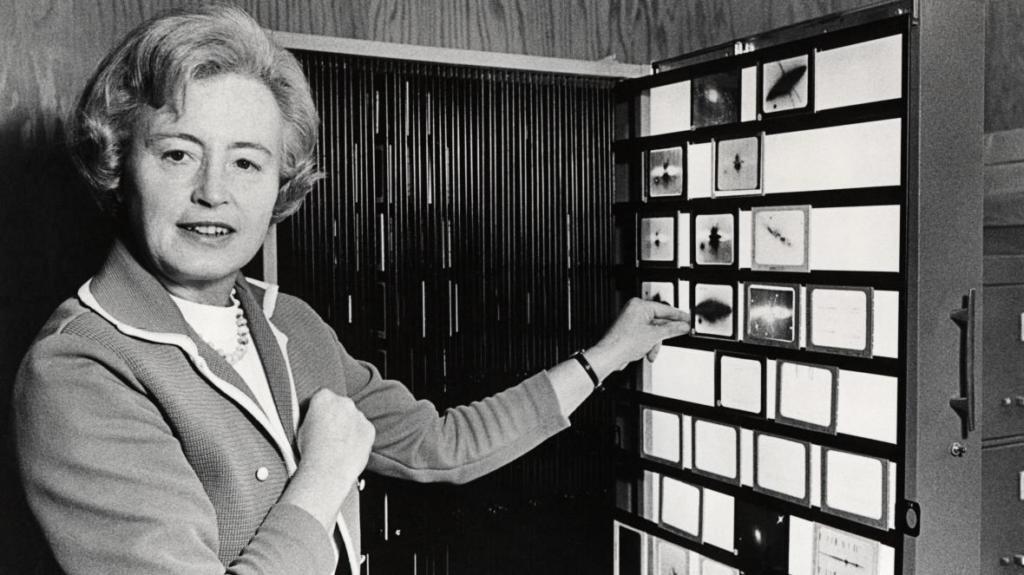 Professor Margaret Burbidge obituary | Register | The Times